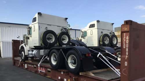 Trucking - G&B Packing Company